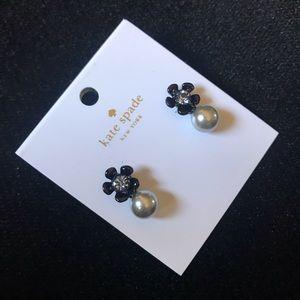 Kate Spade Precious petals earrings